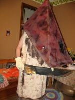 SH2 Pyramid Head costume V.2 by Rising-Darkness-Cos
