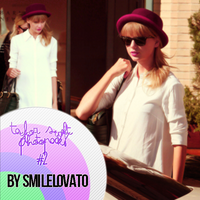 Taylor Swift Photopack Candids by SmileLovato
