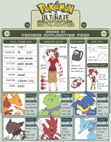 UBF Round One Entry by oiiChyo