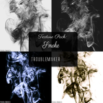 Texture Pack: Smoke by TroublemakerGraphic