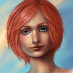 Blue Eyes Revised by XeiArt