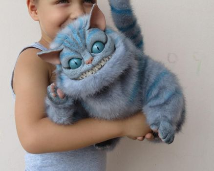 Cheshire Cat ( by Vladimir Sukhanov ) by Sukhanov
