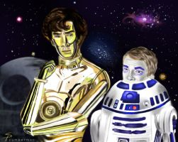 Star Wars Sherlocked by Shingel
