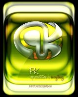 PK LOGO by dst5216