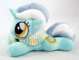 Mini Lyra Plush (v2) by TheHarley
