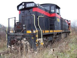 EMD GMD1 by LDLAWRENCE