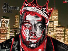 Notorious B.I.G New Yorks King by herbs92