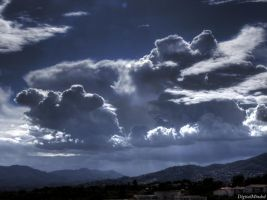 Multi shaped clouds by digitalminded