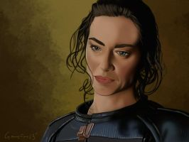 Claudia Black..final version. by garrypfc