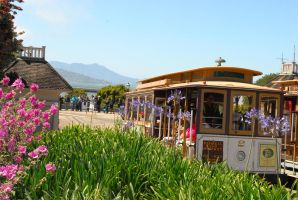 San Francisco CableCar by chrispillehu