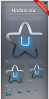 Icon Update Star by ncrow
