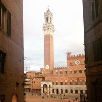 Piazza del Campo by chemicall-dream