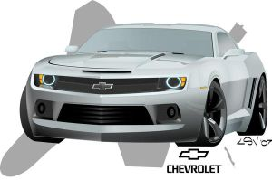 american muscle by qvn
