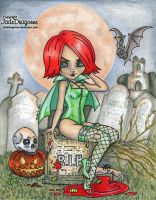 CPW Halloween Contest '13 by vinpip