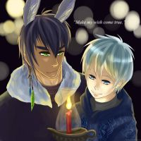 -All I want for Xmas is You- (JackRabbit) Part 2 by KT-ExReplica