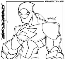 RED-S QUICK SKETCH by icemaxx1