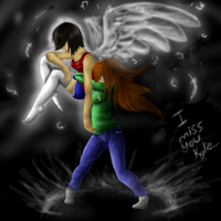 I wont let go of you... by kindalkaykay