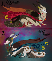Guardian Adoptables (CLOSED) by Ink-Leviathan