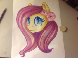Fluttershy by Mausefang
