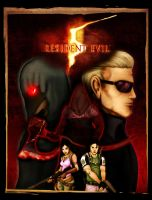 RESIDENT EVIL 5 by Alex-25