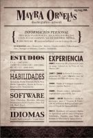 Resume by CONEJOTO