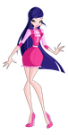 WINX: Musa retro Alfea casual by EnchantingUnixFairy