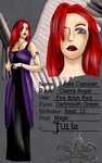 Book Image 23 - Julia by ToAtoneArt