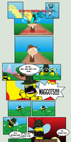 SMI Round 2 - Vs. General Bee McGee (part 2) by TheFlippmeister