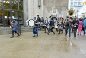 2014 Honk Festival, Chaotic Noise by Miss-Tbones