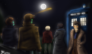 Futurama: Worlds At War | SuperWhoLock by JadenLover12