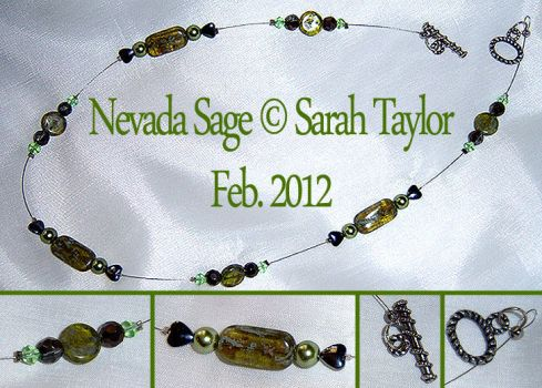 Gift :: Nevada Sage by andimccloud