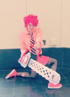 Juliet - Jimmy Urine Alt. Outfit (AB '13) #1 by MayaShea