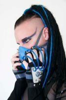 Cyber Goth by Pandeamon