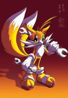 Miles Tails by Kuma-Team
