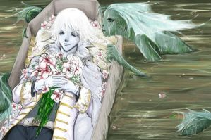 Swamp Coffin by Rephen