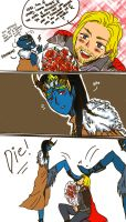 Be my Queen baby (Thor/Loki) by Durch-Leiden-Freude
