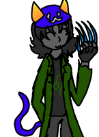 Nepeta Attempt by SonnyTHandco