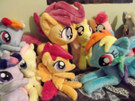 Some Ponies :'D by Fallenpeach