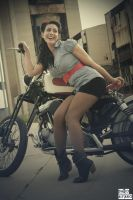 Luque Pin up 09 by Nadixe