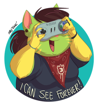 :: I can see forever :: by IvyBeth