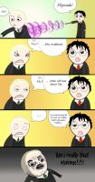 Repetitive Malfoy by IVDP