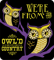 The Owl'd Country by black-brd