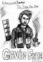 Achievement hunter: Gavin by Jerzu97