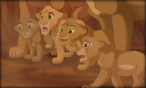 TLK - Mufasa's death by RakPolaris