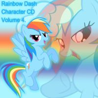 Rainbow Dash Album Cover 4 by YuiRainbowStar