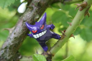 Damn Little Gengar by Acc3a