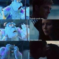 Sulley?..... by ilovewerewolfs