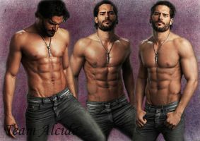 Team Alcide by cullenfireworks