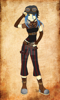 Daeva - Steampunk Style by keicea