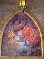 Mosaic - Sleeping Beauty I by disneyland-stock
